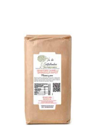 Mix di Grani antichi, Farina Integrale e Semintegrale di farro 1kg