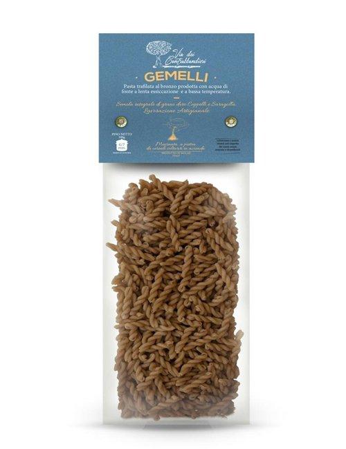 Gemelli di grano antico